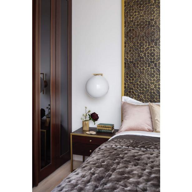 Master bedroom, London UK