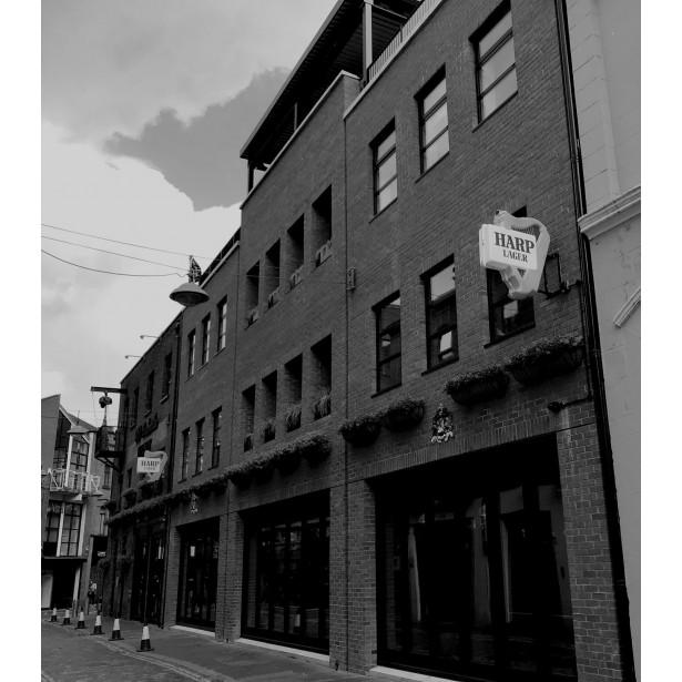 Harp Bar shopfront